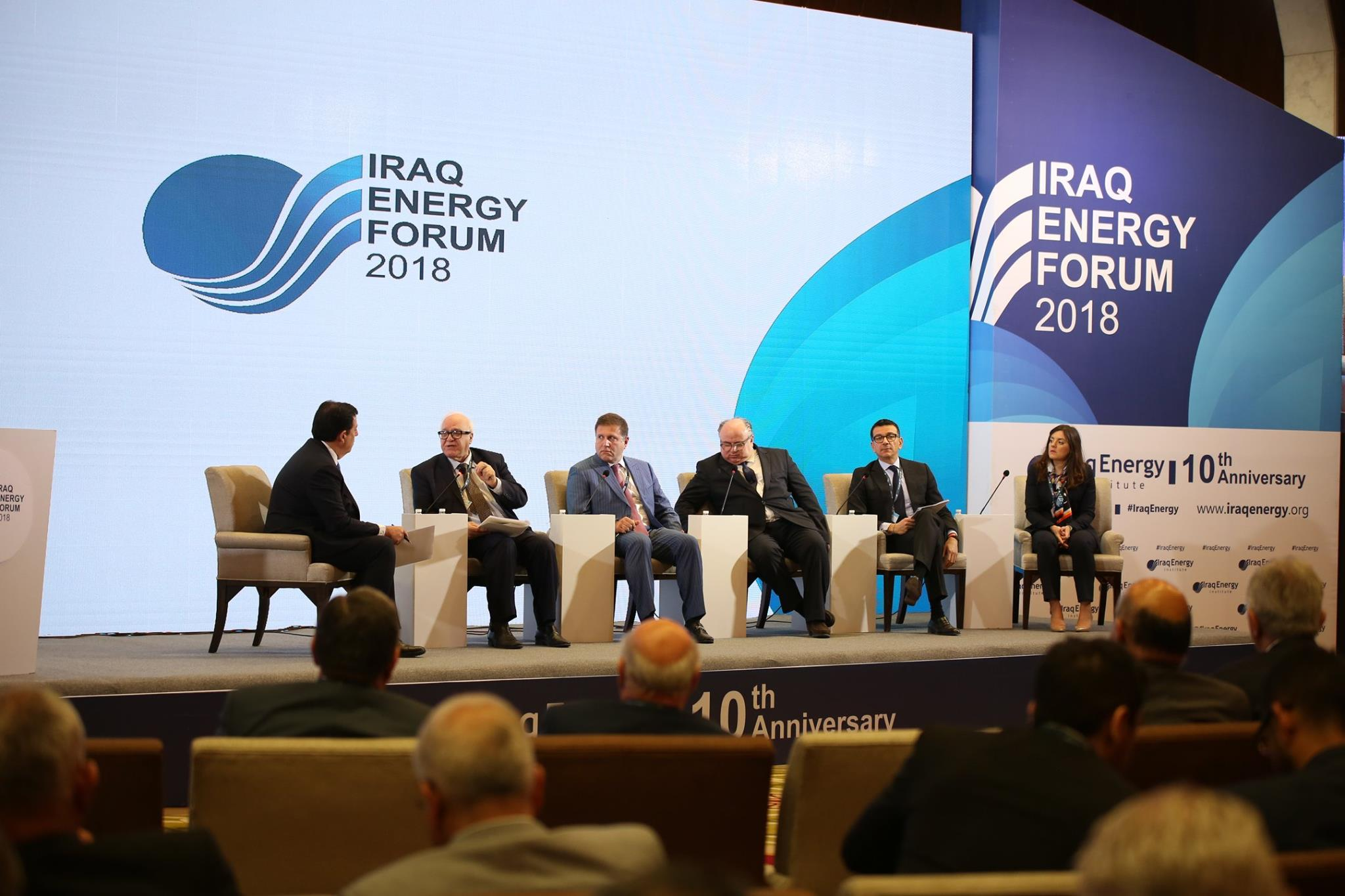 IEF2019 | Iraq Energy Institute