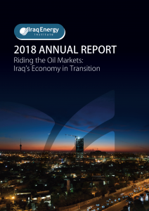 2018 Annual Report: Riding the Oil Markets, Iraq's Economy in Transition Annual-Report-Large-212x300